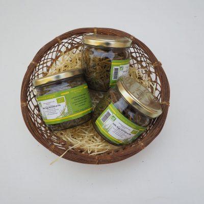 Salicornes vinaigre