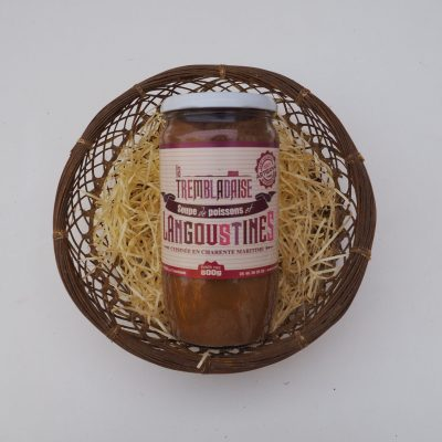 Soupe Langoustine